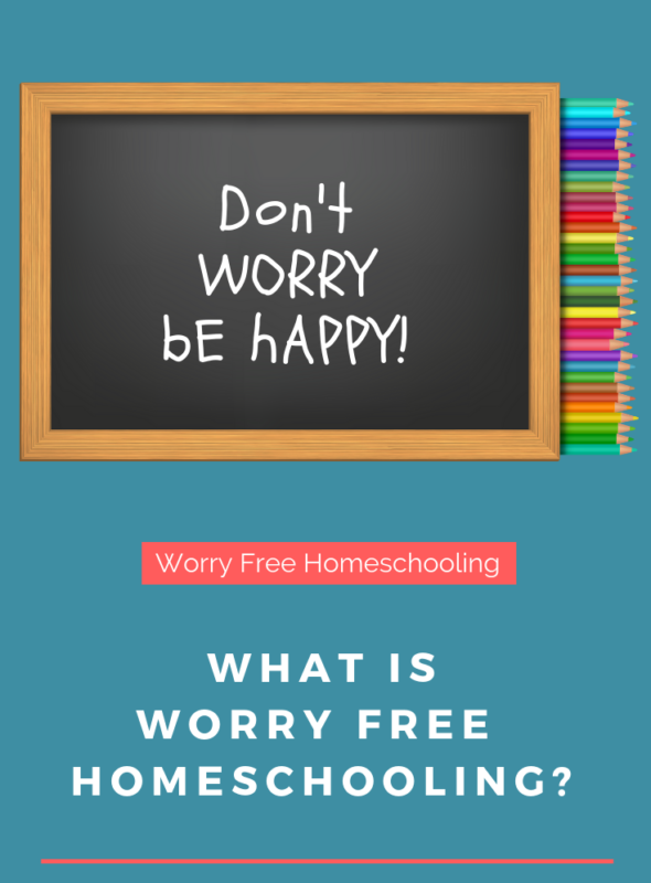 What Is Worry Free Homeschooling?