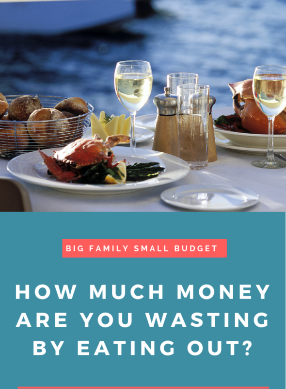 How Much Money You Are Wasting By Eating Out?