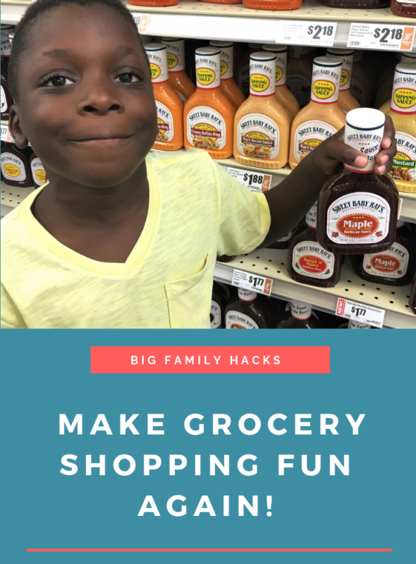 Make Grocery Shopping Fun Again