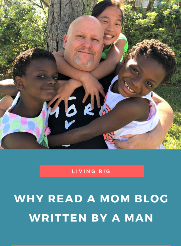 Why Read A Mom Blog Written By A Man