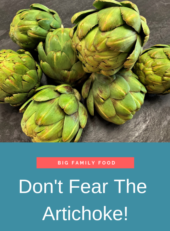 Don't Fear The Artichoke!