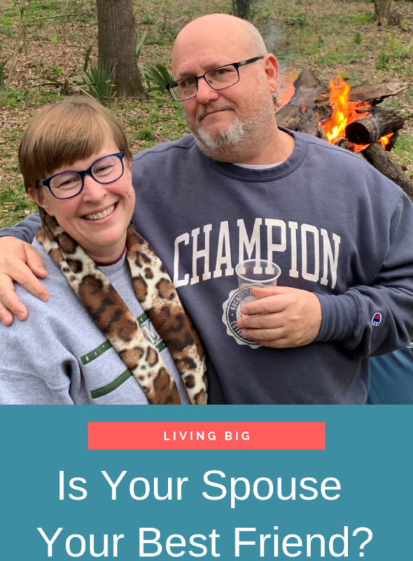 Is Your Spouse Your Best Friend?