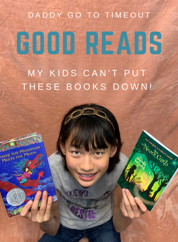 Good Reads: My Kids Can't Put These Books Down!