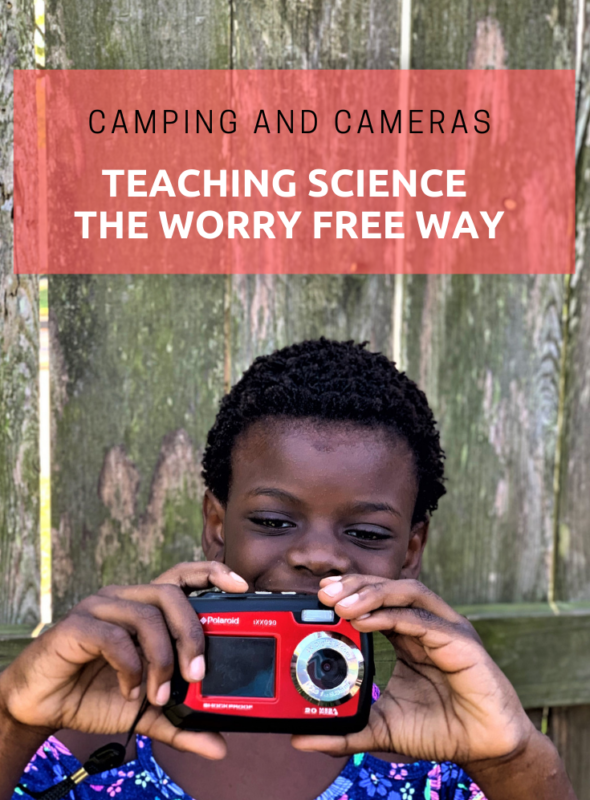Cameras and Camping: Teaching Science the Worry Free Way