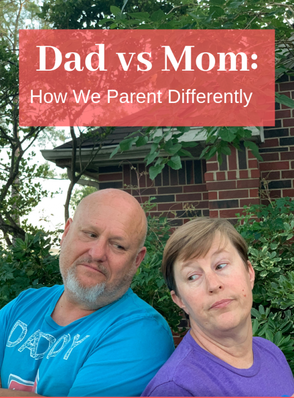 Dad vs Mom: How We Parent Differently