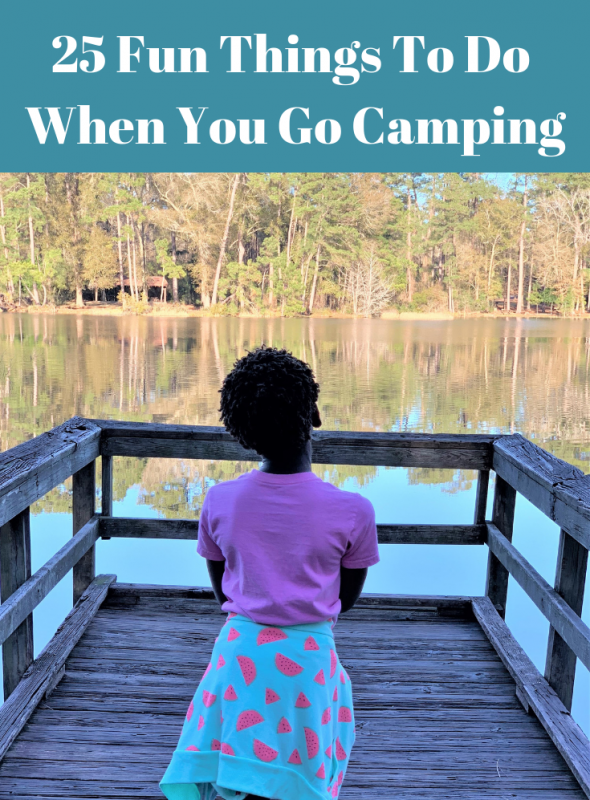 25 Fun Things To Do When You Go Camping