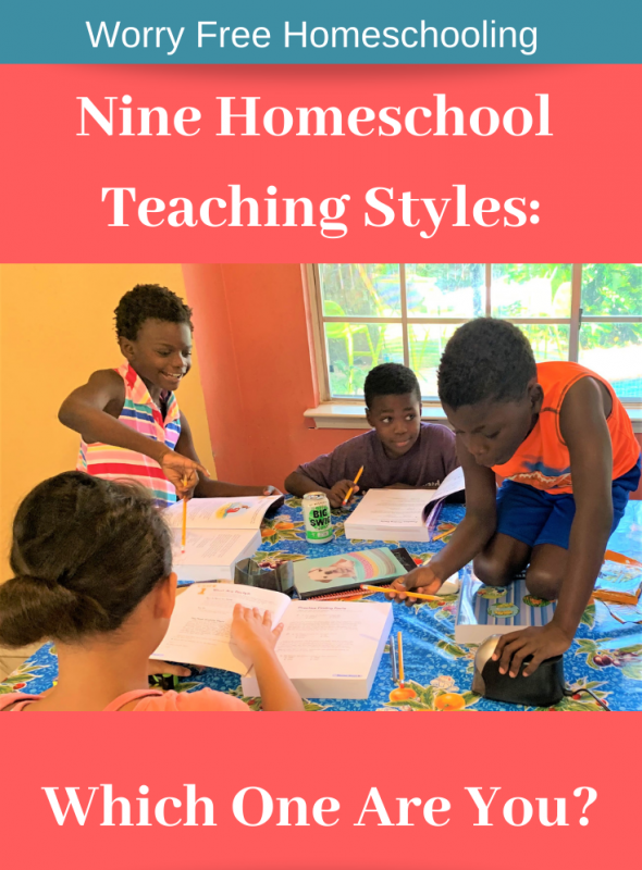 Nine Homeschool Teaching Styles: Which One Are You?